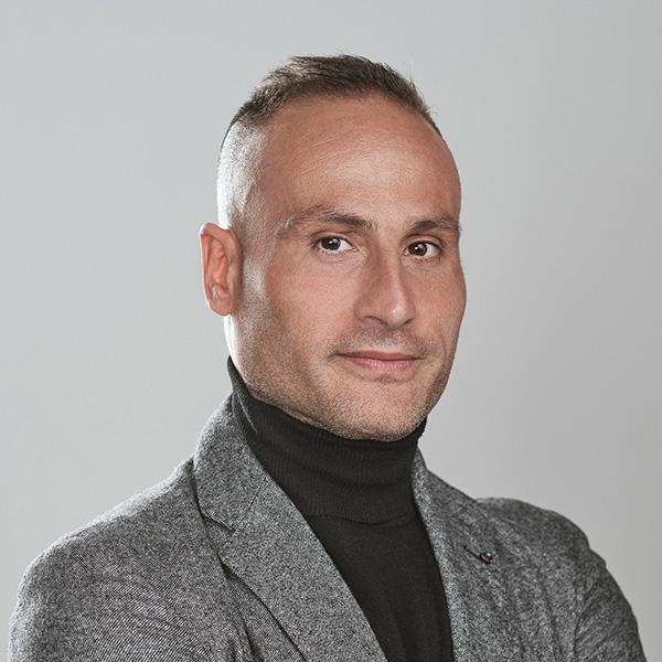 Daniele Paparella Responsabile relazioni Enti Pubblici