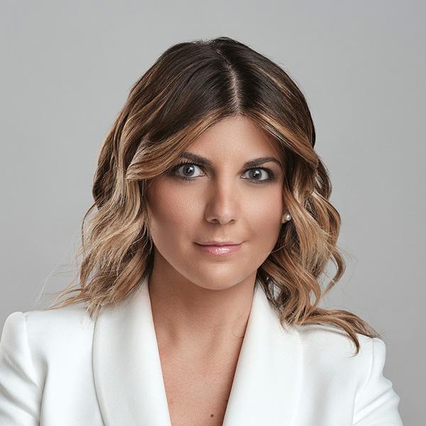 Stella De Luca Responsabile segreteria Bari